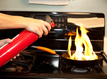 4 Components Of Kitchen Fire Suppression Systems Fire Safety