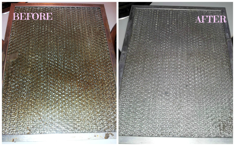 Clean-oven-vent-filter